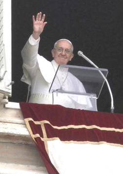 papafrancisoangelus